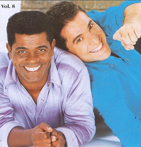 Volume 8 de João Paulo e Daniel