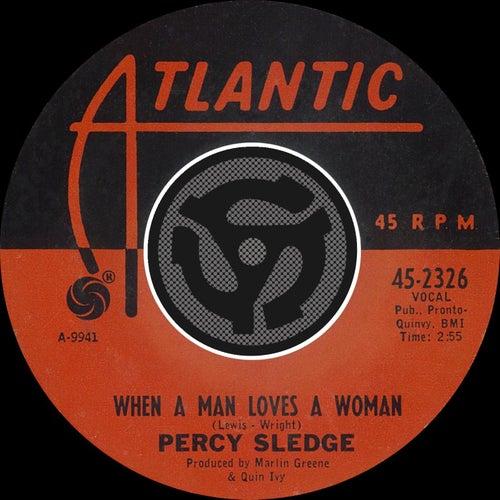 When A Man Loves A Woman / Love Me Like You Mean It [Digital 45] de Percy Sledge