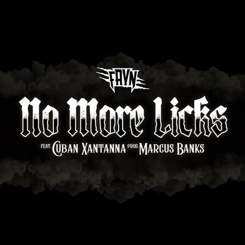 No More Licks (feat. Cuban Xantanna) by Fayn