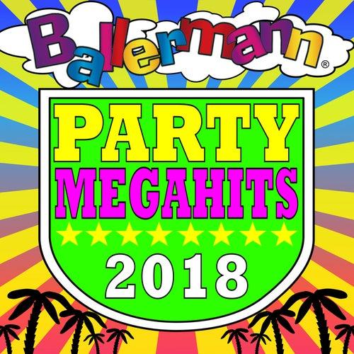 Ballermann Party Megahits 2018.1 von Various Artists
