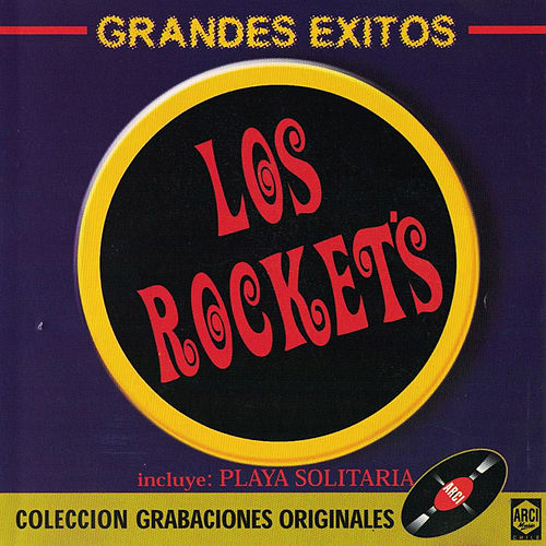 Grandes Éxitos by The Rockets