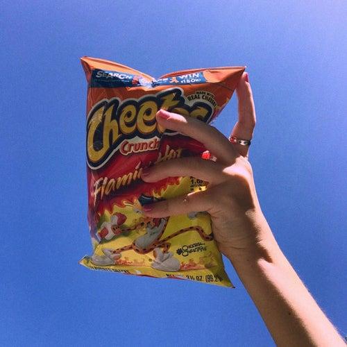 Flaming Hot Cheetos by Clairo