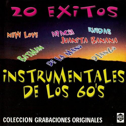 20 Éxitos Instrumentales de los 60's de Various Artists