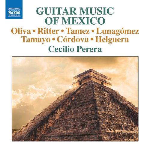 Guitar Music of Mexico by Cecilio Perera