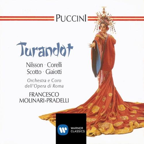 Puccini - Turandot de Franco Corelli