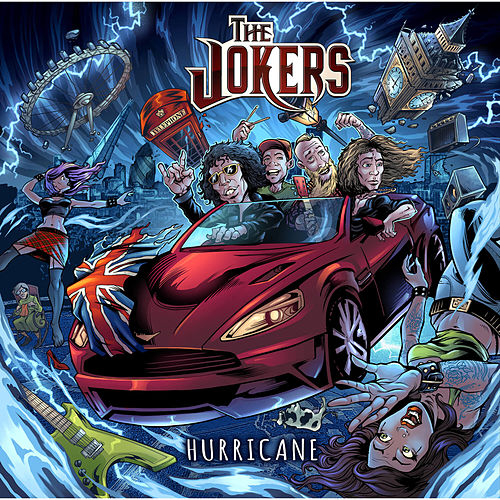 Hurricane by The Jokers