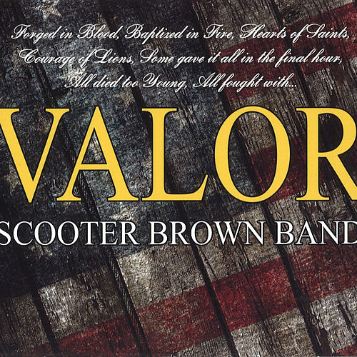 Valor de Scooter Brown Band