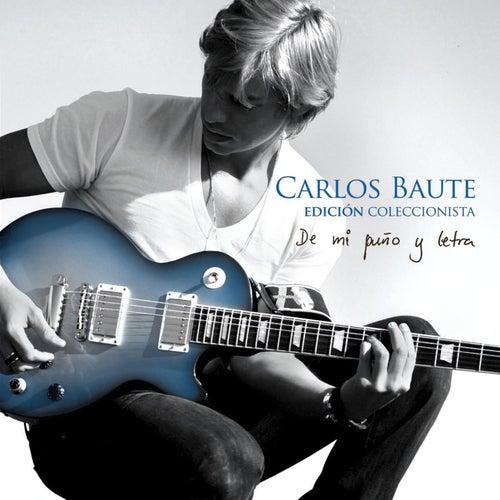 De mi puño y letra - Edicion Coleccionista by Carlos Baute