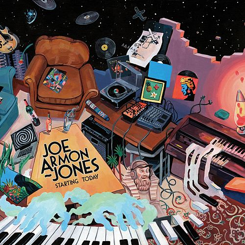 Starting Today de Joe Armon-Jones