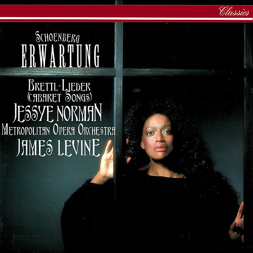 Schoenberg: Erwartung; Cabaret Songs by Jessye Norman