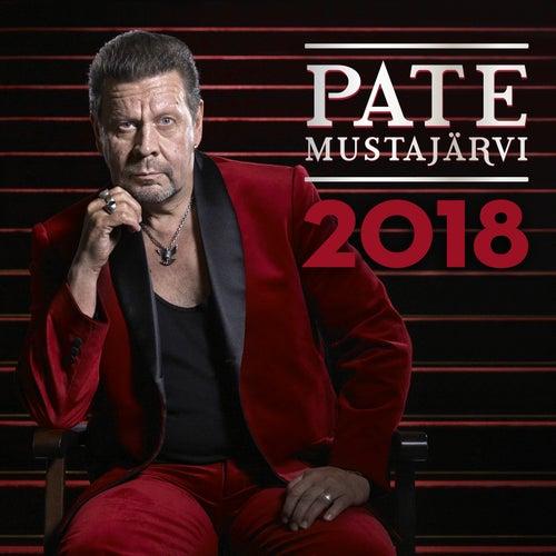 2018 by Pate Mustajärvi