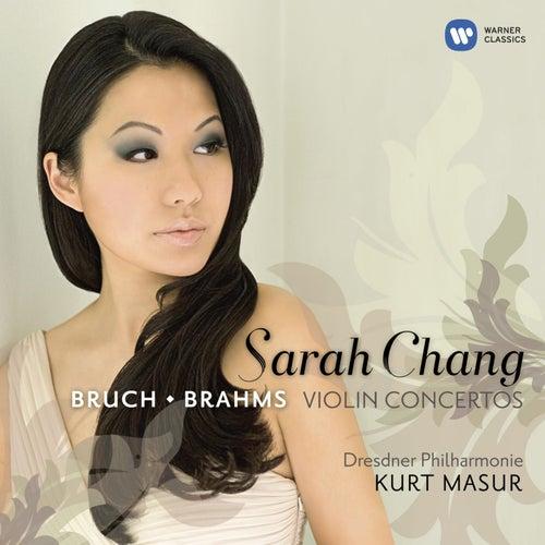 Bruch/Brahms: Violin Concertos de Sarah Chang