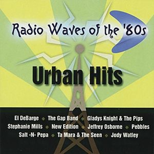 Radio Waves Of The 80's - Urban Hits de Various Artists