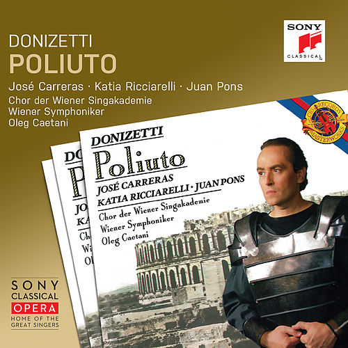 Donizetti: Poliuto von Oleg Caetani