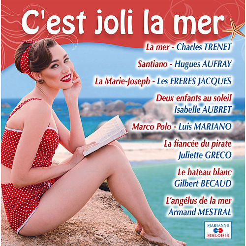 C'est joli la mer de Various Artists