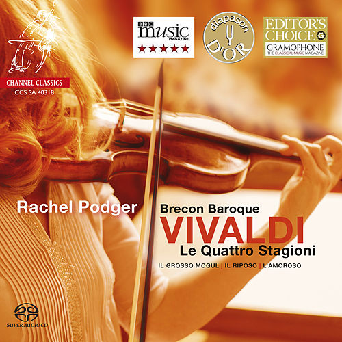 Vivaldi: Le Quattro Stagioni (The Four Seasons) by Rachel Podger