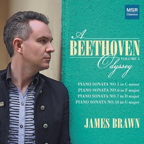 A Beethoven Odyssey, Vol. 5 de James Brawn