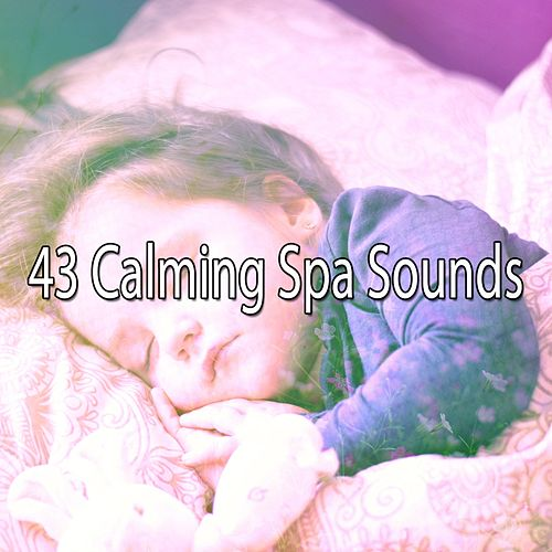 43 Calming Spa Sounds von Best Relaxing SPA Music