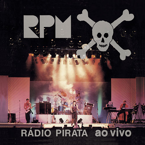 Radio Pirata Ao Vivo de RPM
