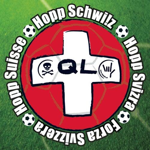 Hopp Schwiiz Euro 08 by Ql