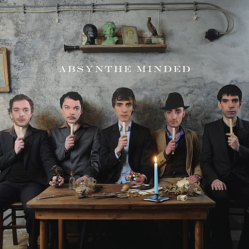 Absynthe Minded de Absynthe Minded