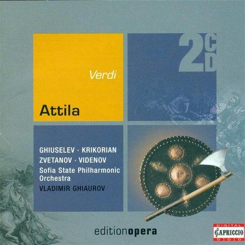 VERDI, G.: Attila [Opera] (Ghiuselev) de Nicola Ghiuselev