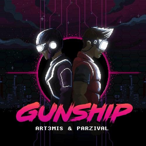 Art3mis & Parzival by Gunship