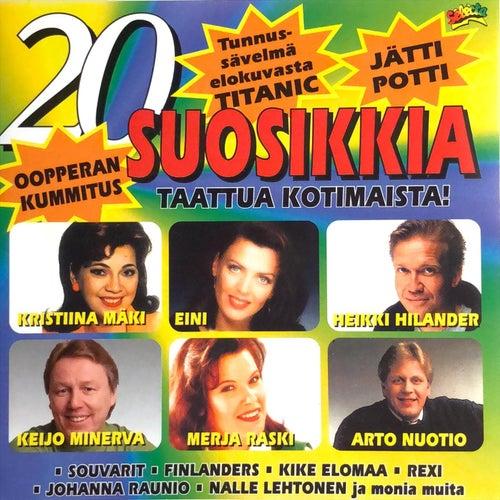 20 Suosikkia - Taattua Kotimaista by Various Artists