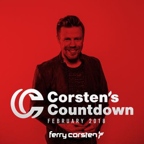 Ferry Corsten presents Corsten's Countdown February 2018 von Various Artists