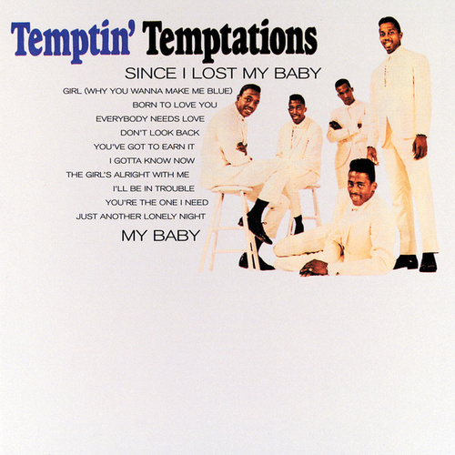 The Temptin' Temptations by The Temptations