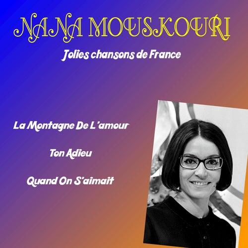 Jolies chansons de france von Nana Mouskouri