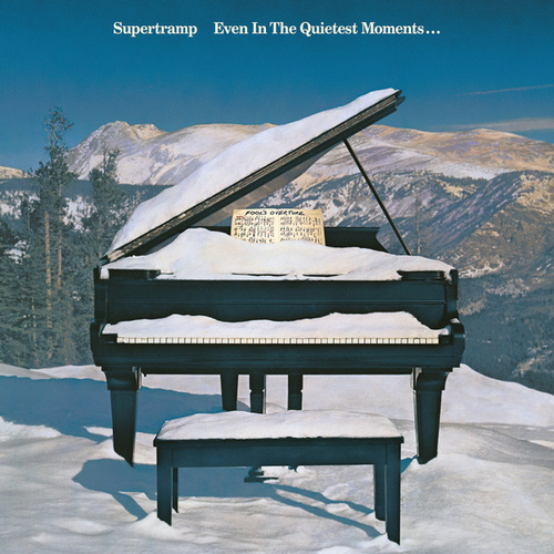 Even In The Quietest Moments de Supertramp