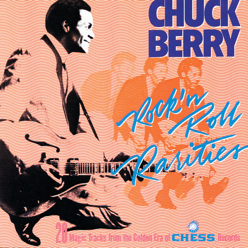 Rock 'N Roll Rarities von Chuck Berry