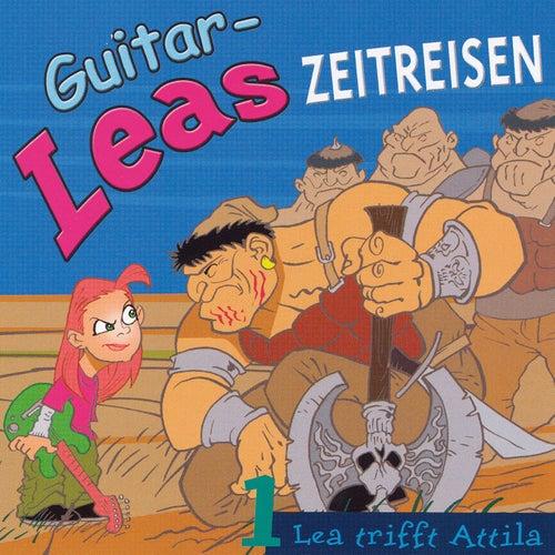Guitar-Leas Zeitreisen - Teil 1: Lea trifft Attila de Step Laube