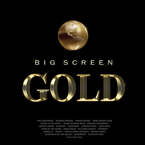 Big Screen Gold de Movie Magic
