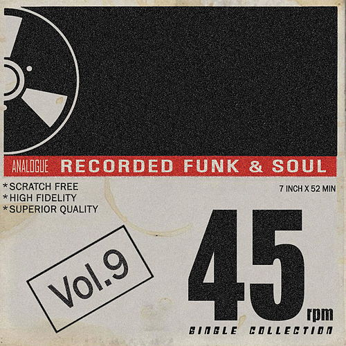 Tramp 45 RPM Single Collection, Vol. 9 by Various Artists