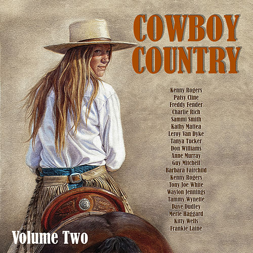 Cowboy Country Vol. 2 de Various Artists