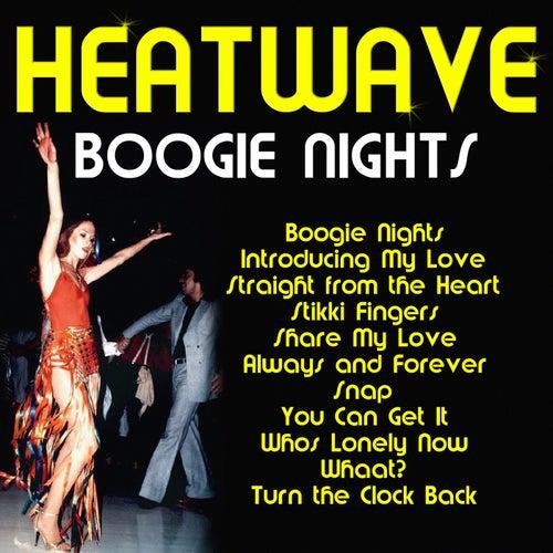 Boogie Nights de Heatwave