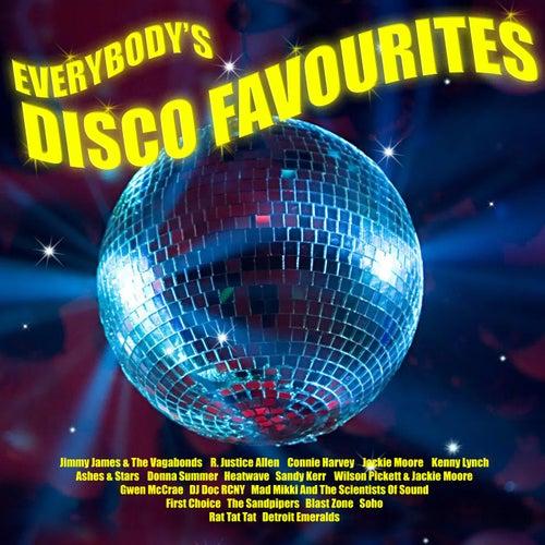 Everybody's Disco Favourites de Various Artists