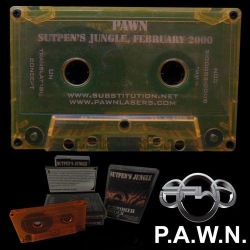 P.A.W.N. Live at Sutpens Jungle by DJ Pawn