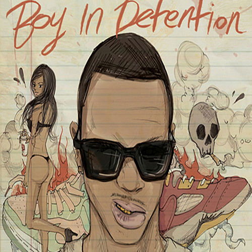 Boy In Detention de Chris Brown