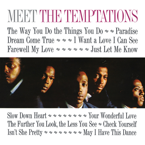 Meet The Temptations von The Temptations
