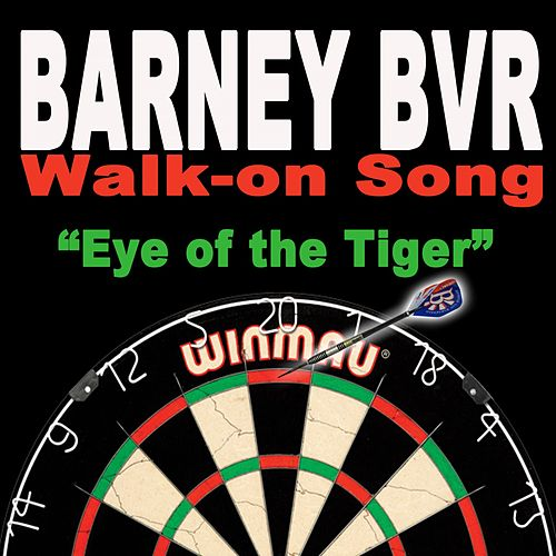 Barney Bvr Walk-On Song 'Eye of the Tiger de Heart Attack (1)