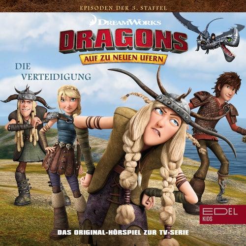 Folge 30: Die Verteidigung (Das Original-Hörspiel zur TV-Serie) von Dragons - Auf zu neuen Ufern