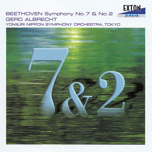 Beethoven: Symphony No  7 & No  2 by Yomiuri Nippon Symphony
