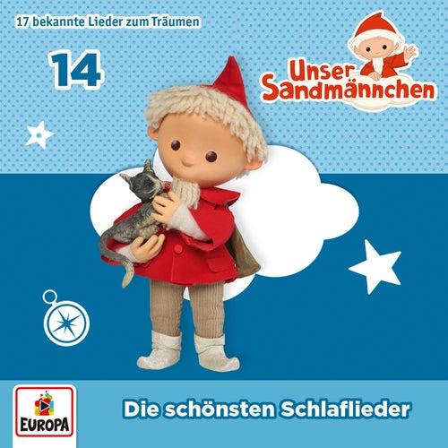 014/Die schönsten Schlaflieder - 17 bekannte Lieder zum Träumen von Unser Sandmännchen