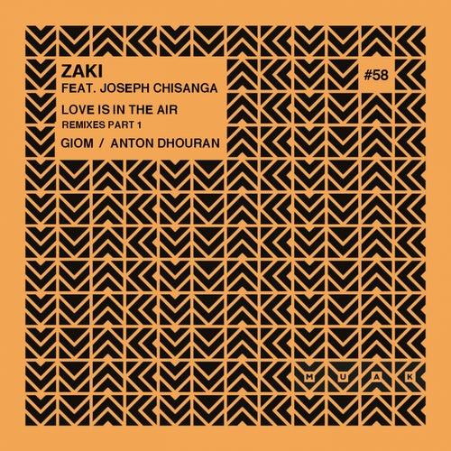 Love Is in the Air (Remixes, Pt. 1) de Zaki