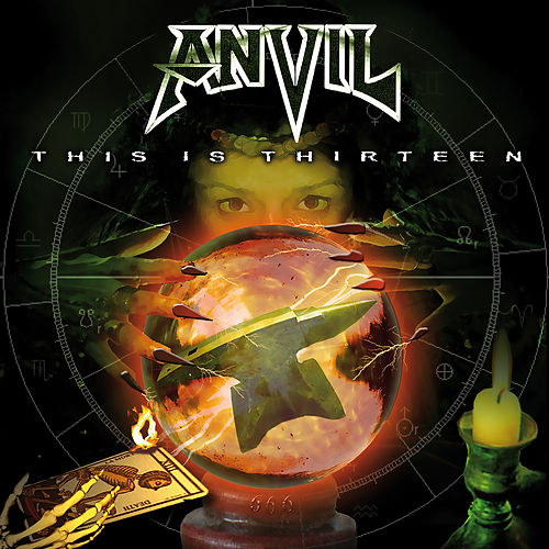 This Is Thirteen von Anvil