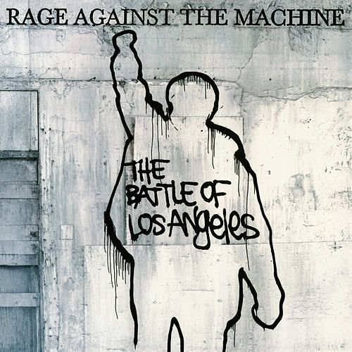 The Battle Of Los Angeles van Rage Against The Machine