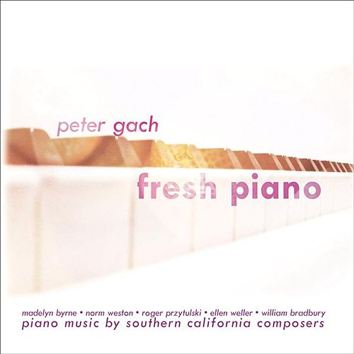Fresh Piano by Peter Gach